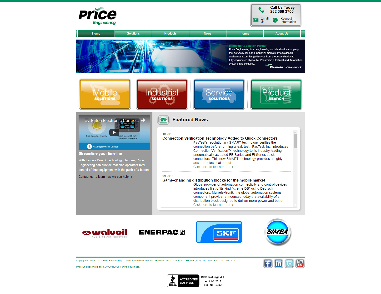 Price Engineering - Dedicated Server