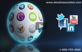 Social Media Marketing by Denali & Associates,  (800) 755-2066